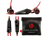 Monster Beats By Dr Dre iBeats Earphones