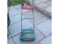 ELECTRIC LAWN ROLLER - IN PERFECT WORKING ORDER - BARGAIN PRICE