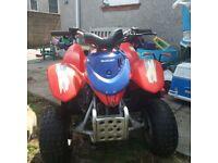 Kids mini kolt 50cc quad bike