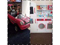 Minicoper and kitchen 50£