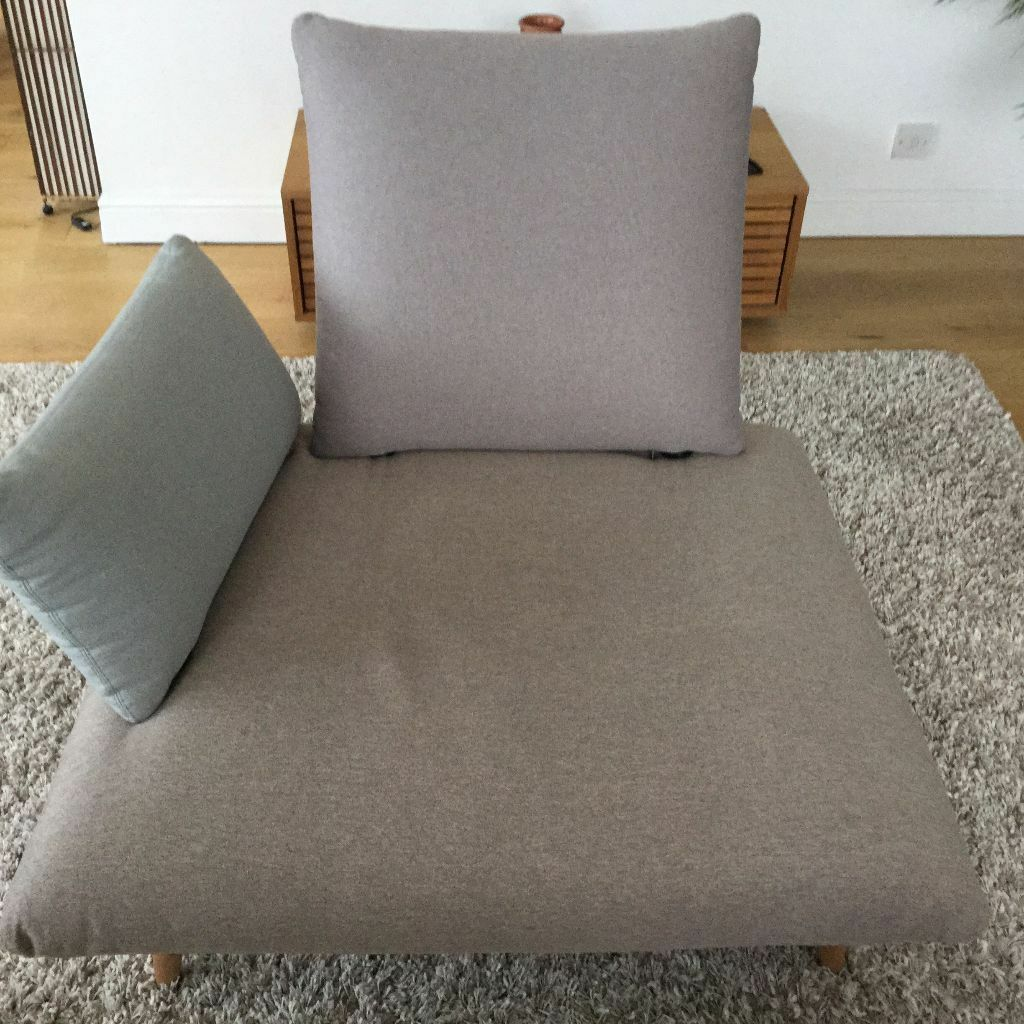 Naoko Habitat Armchair  Very Good Condition Great Ideas