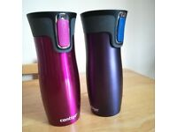 Contigo Autoseal travel mugs