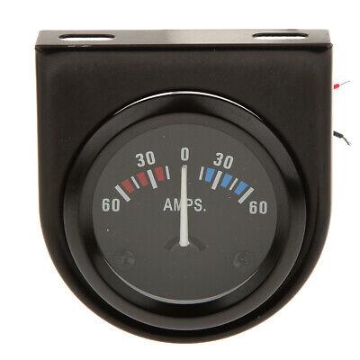 12v Waterproof Car Motorcycle Led Dc Digital Display Ampere Meter New