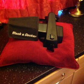Black & Decker Planer