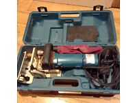 Makita biscuit jointer 3901 superb condition