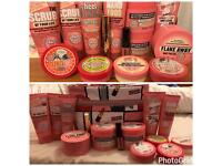 Soap & Glory items all new & unused with bag.