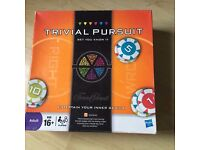 RIVIAL PURSUIT BET YOU KNOW IT BOARD GAME - Hasbro Games Edition Used Good condition