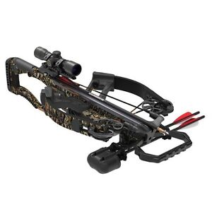 NEW Barnett Buck Commander Raptor Reverse Limb Crossbow - 78246