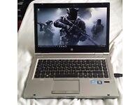 "Gaming 8460p, Super i5 2.5GHz, 4GB RAM, 320GB HD, 14"" HD Screen LED, Radeon HD 6470M 1GB, HDMI,Win10"