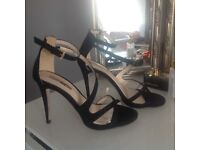 Miss selfridge sandals(worn once)