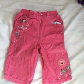 Baby jeans for 6-9 months old