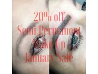 semipermanent make up