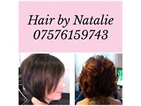 Mobile hairdresser Stockport and surrounding areas