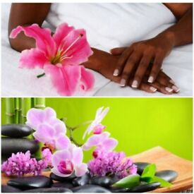 Relax with a Massage