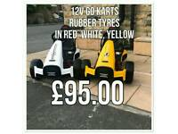 Free NumberPlate, Free Build Service,Parental Remote & Self Drive Ride-On, BRADFORD