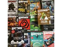 GamesTM Magazine Collection (106 issues, joblot London pickup)
