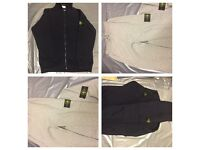 Stone island tracksuit with hood available different sizes