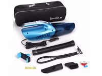 Car Vacuum Cleaner 4 in 1 Powerful WetDry 12V 100W