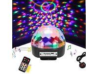 LED Disco DJ lights