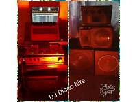 DJ Disco hire