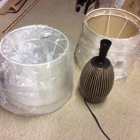 Lamp Bases. Paignton