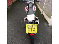 Smf 125 13 plate £800 or swaps