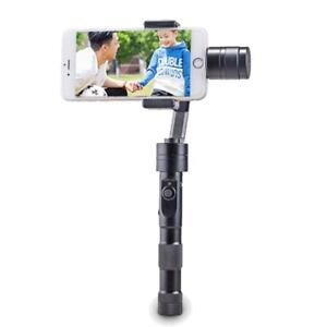 Zhiyun Smooth-C Multi-Function 3 Axis Handheld Steady Gimbal Stabilizer for all Smart Phones, Black