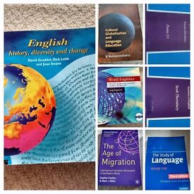 TEFL ESOL training books English as a Foreign language / international communication and diversity