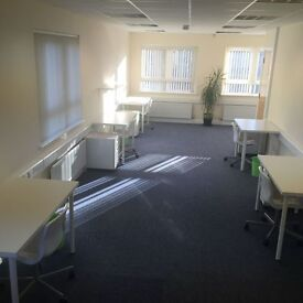 SHARED OFFICE SPACE TO RENT IN BATTLE