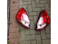 Ford Fiesta rear lights(pair)