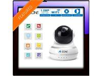 ✔️A-ZONE Mobile View Waterproof Home ✔️CCTV ✔️Camera✔️ WIFI IP ✔️Camera ✔️720P