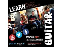 Planet Music Academy - LEARN THE GUITAR!