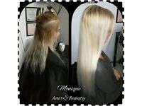 Atherton Hairdresser / Brazilian blow dry / extensions
