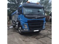 HGV Class 2 Tipper Driver Required
