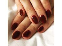 Nail enhancements! Gel manicures!
