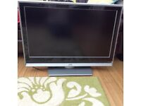 """JVC 42"""" tv with built in DVD"""