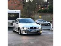 Bmw e39 525i msport manual 2002