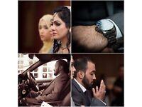 £100 to £300 affordable wedding Indian Punjabi Bengali Pakistani videography, photography