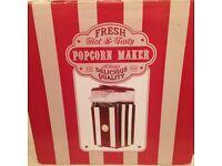 Popcorn maker vintage unique style retro