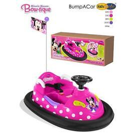 Minnie Mouse bumper car BNIB