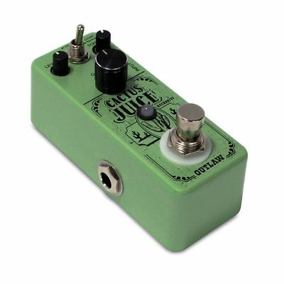 Outlaw Pedals CACTUS JUICE Screamer-Style Overdrive Pedal for sale  Shipping to Canada