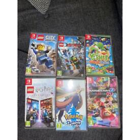switch collection