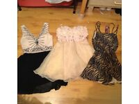 Bundle of New Party dresses
