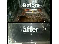 Oven & carpet cleaning services