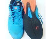 Pair of Wilson Rush Pro 2.5 Tennis Shoes sz 11.5 US