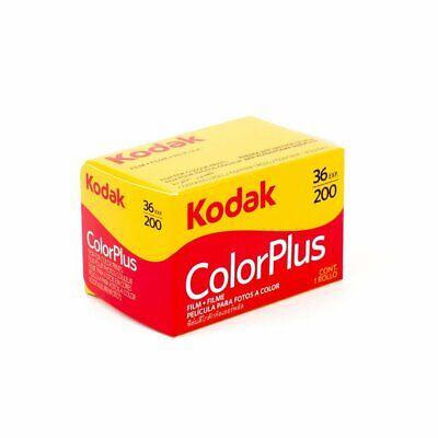 Kodak ColorPlus 200 35mm Film (36 Exposures)