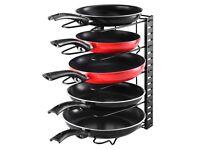 Pan Bakeware Storage Rack (Brand New)