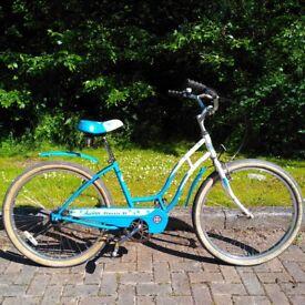 Schwinn Classic SS Womens' Bike Ladies Heritage American Dutch-Style Bicycle