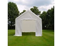 NEW 3m x 2m (10ft x 7ft) Heavy Duty Marquee, Party Tent, Gazebo including Leg Weights