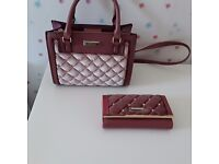 Gorgeous HANDBAG & PURSE ***Only Used Once***